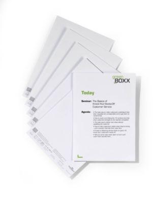 Ersatzkarten für Tischschild - für HxB 105/201 x 297 mm VE 100