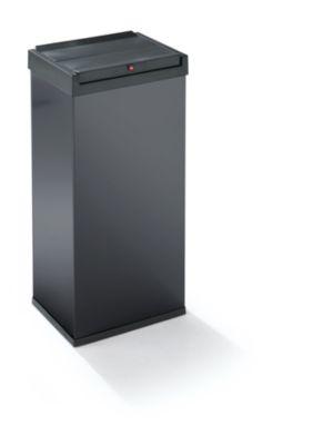 Schwingdeckel-Abfallbox - HxBxT 770 x 340 x 260 mm, 60 l, Behälter