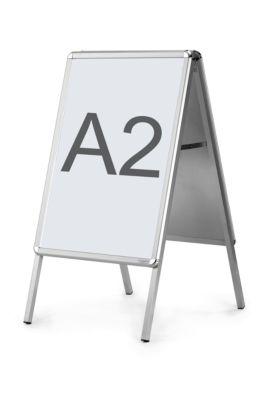 ® Kundenstopper - Typ SP, wetterfest DIN A2
