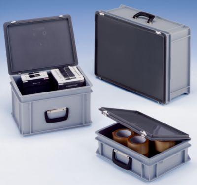 Mehrzweckkoffer - 3er-Set je 1 Koffer Inhalt 10, 20 und 40 Liter