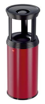 Sicherheits-Kombiascher - Abfallsammler Inhalt 20 l rot