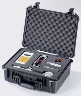 Schutzkoffer aus PP - Inhalt 25,2 l, LxBxH 486 x 392 x 192 mm mit