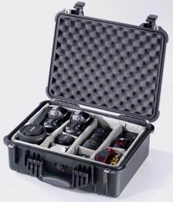 Schutzkoffer mit Rollen - Inhalt 65,9 l, LxBxH 624 x 490 x 303 mm