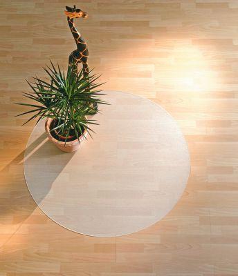 Bodenschutzmatte aus Recycling-Polycarbonat - für harte Böden,