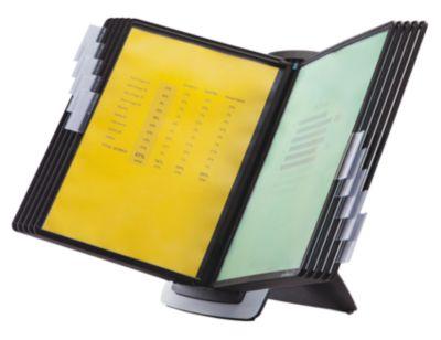 Tischständer-Set SHERPA STYLE - 10 Klarsichttafeln DIN A4