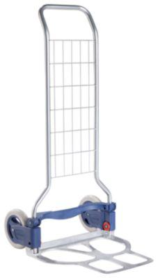 Transportkarre PAKETROLLER - klappbar, Tragfähigkeit 125 kg