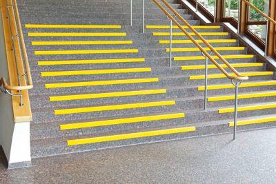 Treppenprofil - gelb, VE 2 Stk Länge 2000 mm
