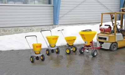 Streuwagen - für kleine und mittlere Streuflächen,