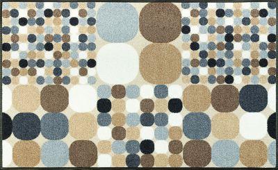 Design Schmutzfangmatte Mikado - von wash and dry