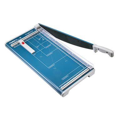Hebelschneider 00534-21249 285x585mm DIN A3 15Bl. Metall blau -