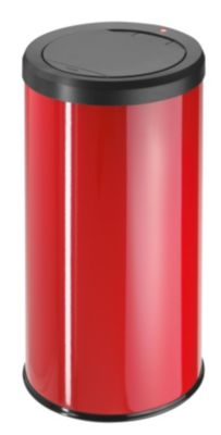 rot - Inhalt 45 l, mit Müllklemmring, rot