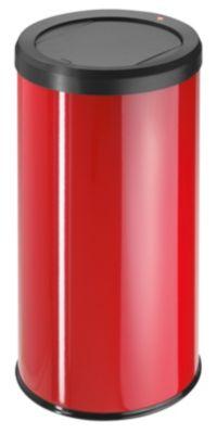 Abfallsammler, Swingdeckel - Inhalt 45 l, rot