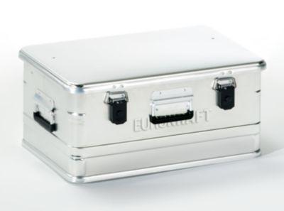 Aluminiumbehälter ohne Stapelecken - Inhalt 47 l, LxBxH 582