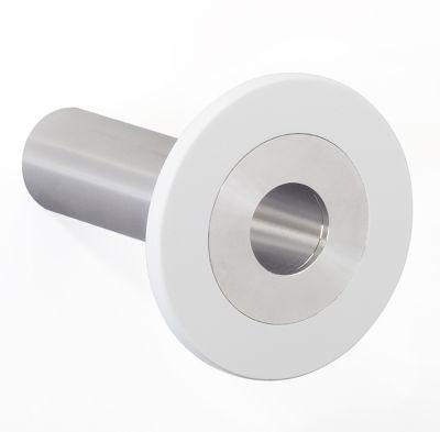 Design-Garderobenhaken POINT - Hakenlänge 100 mm, weiß