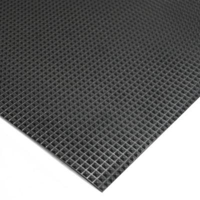 Bodenbelag, Breite 1200 mm - schwarz pro lfd. m