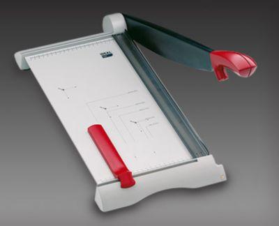 Schneidemaschine - Schnittleistung 15 Blatt Schnittlänge 430 mm,