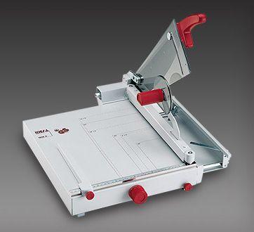 Präzisions-Hebelschneidemaschine - Schnittlänge 385 mm ohne