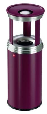 Ascher-Papierkorb-Kombination PROFILINE COMBI PRO - Abfallvolumen 20 l