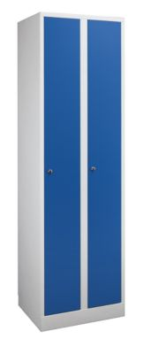 Garderobenschrank in Komfort-Größe - 2 Abteile, Abteilbreite 300