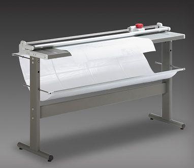 Rollenschneider, Arbeitshöhe 865 mm - Schnittlänge 1350 mm BxL