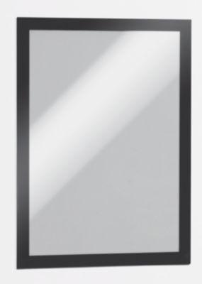 Magnetrahmen - selbstklebend für DIN A4, Rahmen schwarz, VE 20