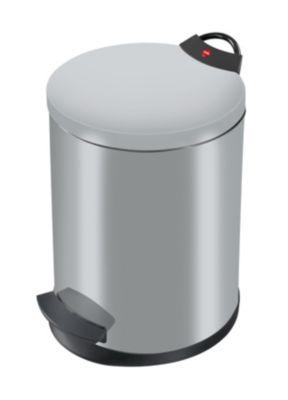 Treteimer, flammverlöschend - Volumen 13 l, pulverbeschichtet, VE 2