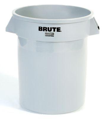 Mehrzweck-Behälter - Inhalt 75 Liter weiß