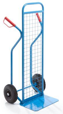 Transportkarre - Tragfähigkeit 350 kg mit Luftreifen