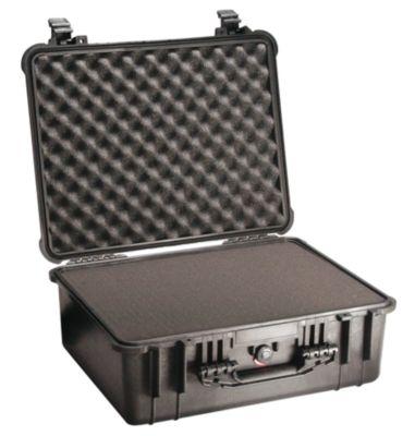 Schutzkoffer aus PP - Inhalt 34,8 l, LxBxH 525 x 436 x 217 mm mit