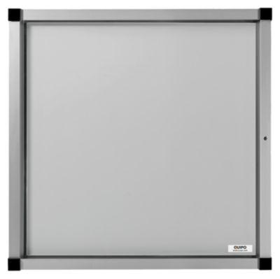 Schaukasten, Flügeltür - 12 (3 x 4) DIN-A4-Blätter