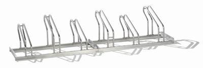 Fahrradständer - Edelstahl, Radeinstellung einseitig 6