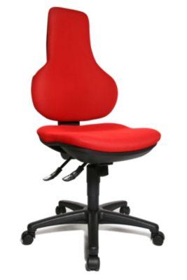 ERGO POINT SY – der ergonomische Drehstuhl - Bandscheibensitz,