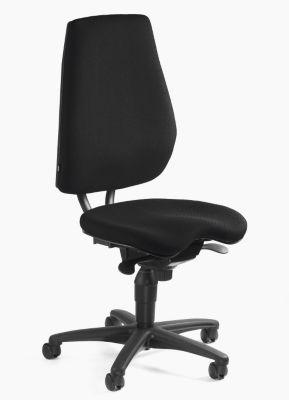 ALUSTAR Bürodrehstuhl - Rückenlehne verstellbar, Sitzhöhe