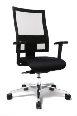 SITNESS 60 Bürodrehstuhl - mit atmungsaktiver Rückenlehne,