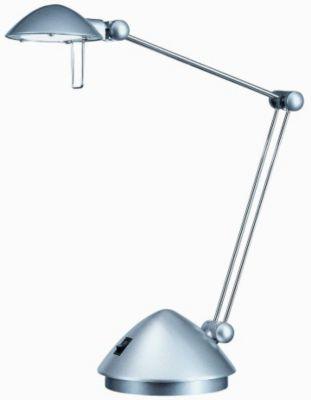 Schreibtischleuchte MADRID - 20 Watt, VE 2 Stk silber