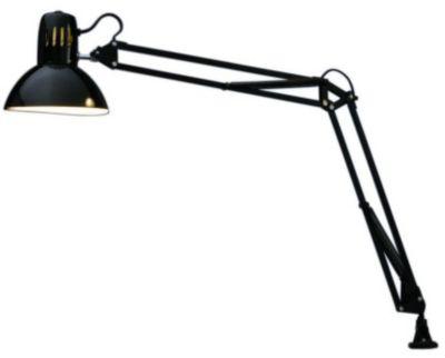 Schreibtischlampe NEW YORK - 11 Watt, VE 2 Stk schwarz