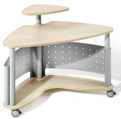 preisvergleich eu pc computertische buche. Black Bedroom Furniture Sets. Home Design Ideas