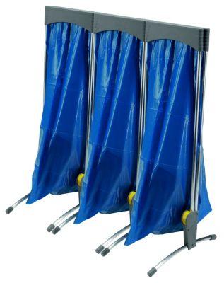 Abfall-Sammel-System PROFILINE ASS 120 - stehend 3 x 120 l