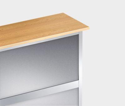 tischplatte rund 110 tisch preisvergleich die besten angebote online kaufen. Black Bedroom Furniture Sets. Home Design Ideas