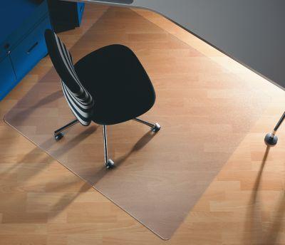 Bodenschutzmatte - für glatte und harte Bodenbeläge 1500 x 1200 mm,