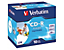Verbatim CD-R 43325 52x 700MB 80Min. Jewelcase 10 St./Pack.