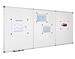 Endlos Whiteboard-System