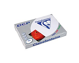Clairefontaine Farblaserpapier DCP  DIN  90g ws 500 Bl./Pack.