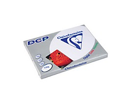 Clairefontaine Farblaserpapier DCP  DIN  120g ws 250 Bl./Pack.