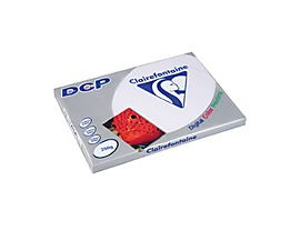 Clairefontaine Farblaserpapier DCP  DIN  250g ws 125 Bl./Pack.