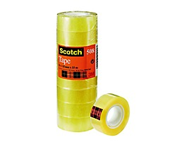 Scotch Klebefilm Magic 508 5081533 15mmx33m tr 10 St./Pack.