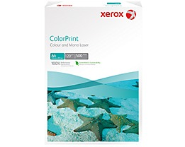 Xerox Laserpapier ColorPrint DIN A4 500 Bl./Pack.