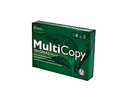 Multicopy the Reliable Paper Kopierpapier 88046505 DIN A4 weiß