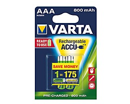 Varta Akku Ready2Use      2 St./Pack.