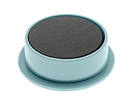 magnetoplan Magnet Discofix Color 40mm 10 St./Pack.